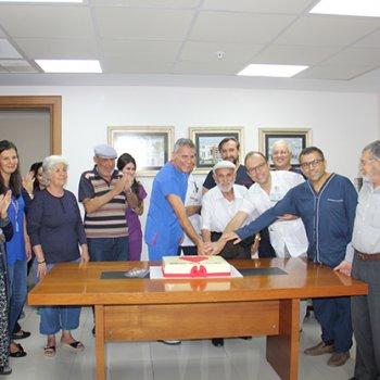 Medigüneş Hastanesinden 100. açık kalp ameliyatına kutlama