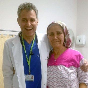 Medigüneş'ten bir başarılı ameliyat daha