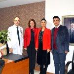 14 Mart Tıp Bayramı 'nda Medigüneş Hastanesi misafirlerini ağırladı