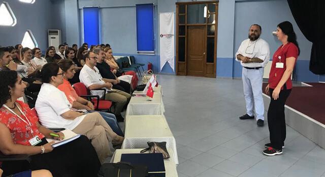 Medigüneş'te iletişim semineri