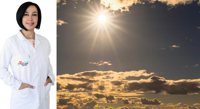 """Dr.Durur """"Güneş ışınlarına dikkat"""""""