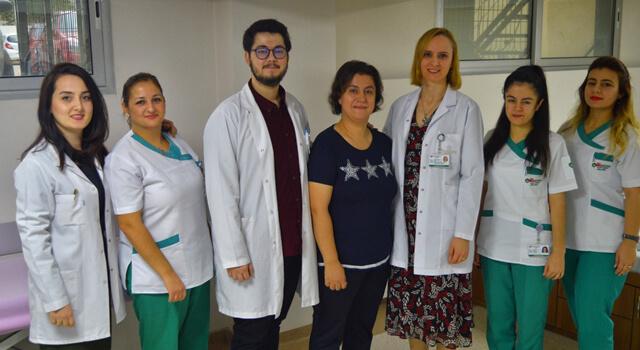 Nörolojik rahatsızlığa bağlı yürüme zorluğu çeken hastamız, sağlığına Medigüneş'te kavuştu