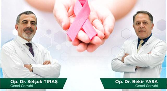 Op.Dr.Yasa Meme kanserinin kesin tanısı biyopsidir